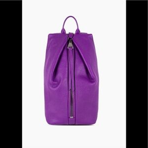 NWT Aimee Kestenberg Tamitha backpack in violet